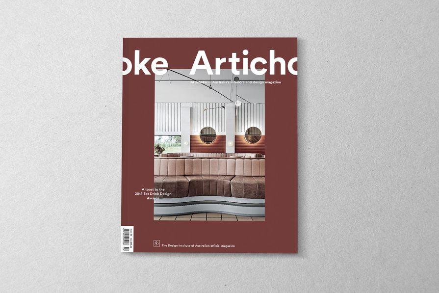 Artichoke issue 65.