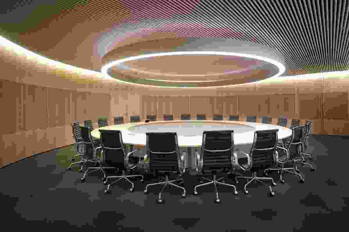 Sydney Commonwealth Parliament Offices by Architectus.