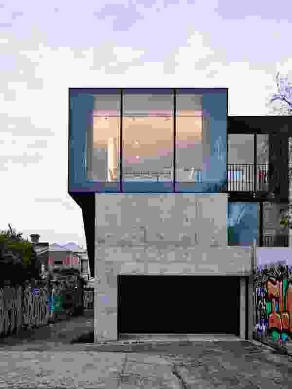 Fitzroy Lane House (Vic) by Kennedy Nolan.