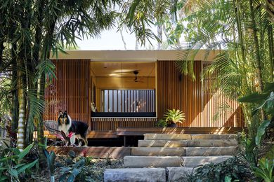 The Garden Bunkie by Reddog Architects.